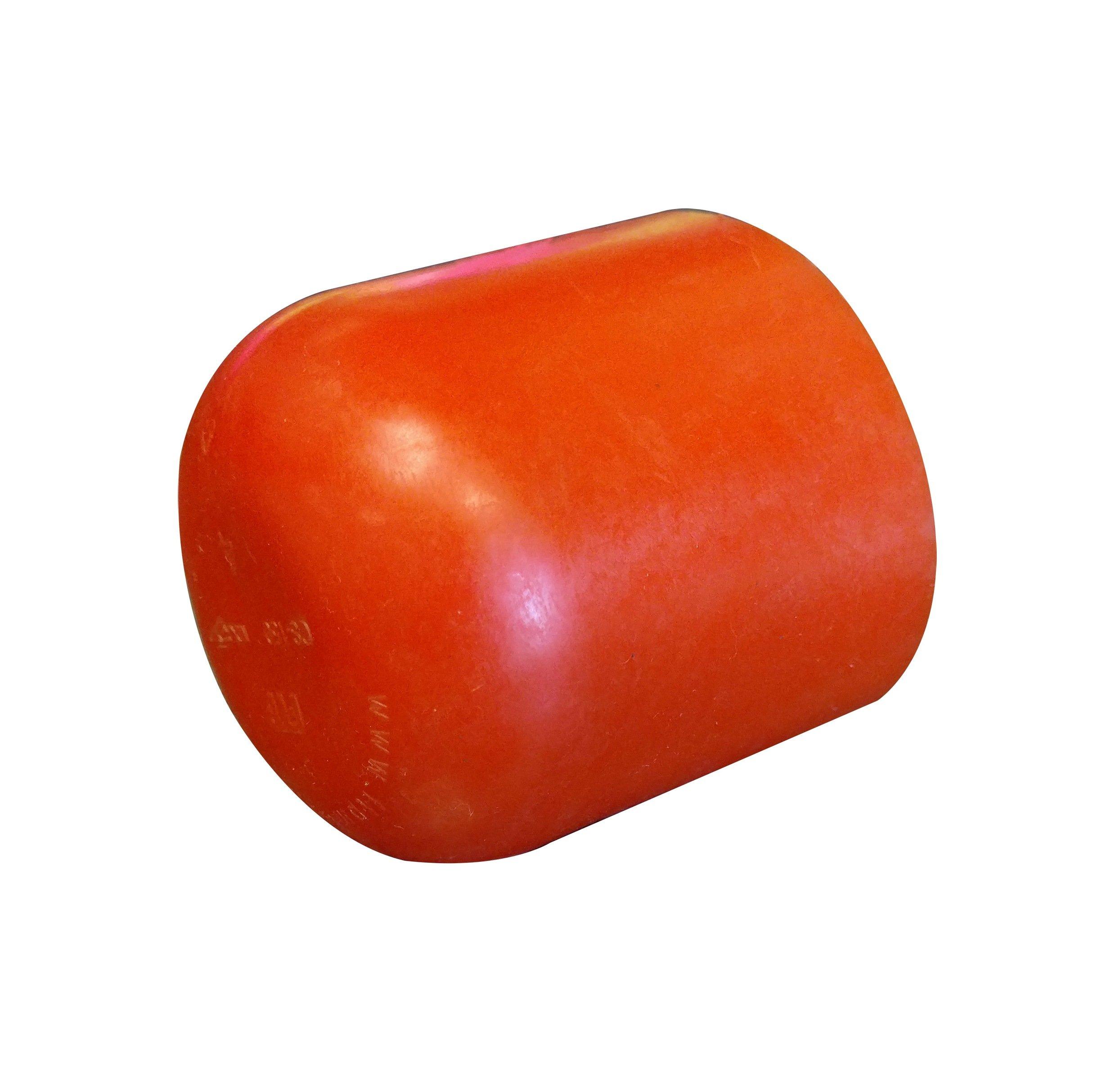 Rebar/Rerod Orange Safety/Scratch/Stake Cap #8, #9, #10, #11 Bar - 200 Ct.