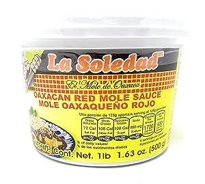 Red Mole Sauce from Oaxaca