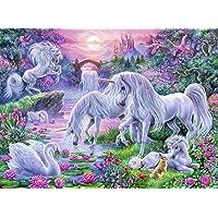 Ravensburger Unicorns at Sunset Puzzle 150pc,Children's Puzzles