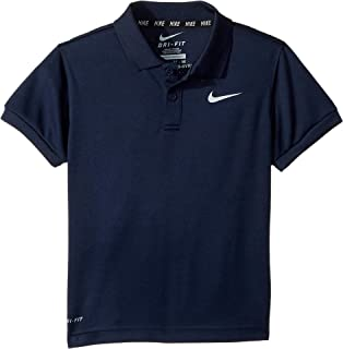 853d32579cc2d Amazon.com : Nike Toddler Little Boys Dri-fit Polo Shirt - Gym Red ...