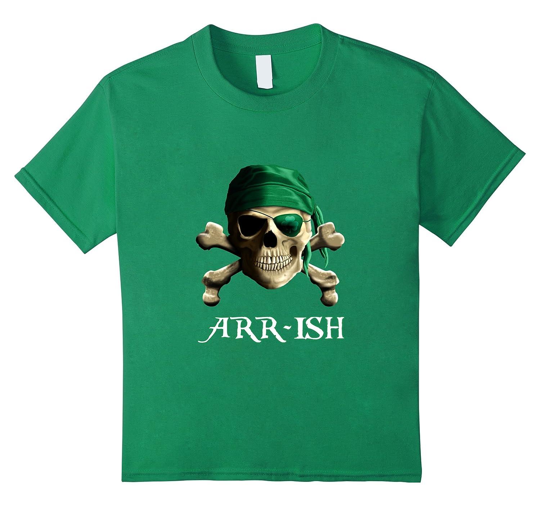 ARRish Pirate Saint Patricks Day