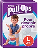 Huggies Pull Ups Potty Training Large Pants for Boys, 12 Pants