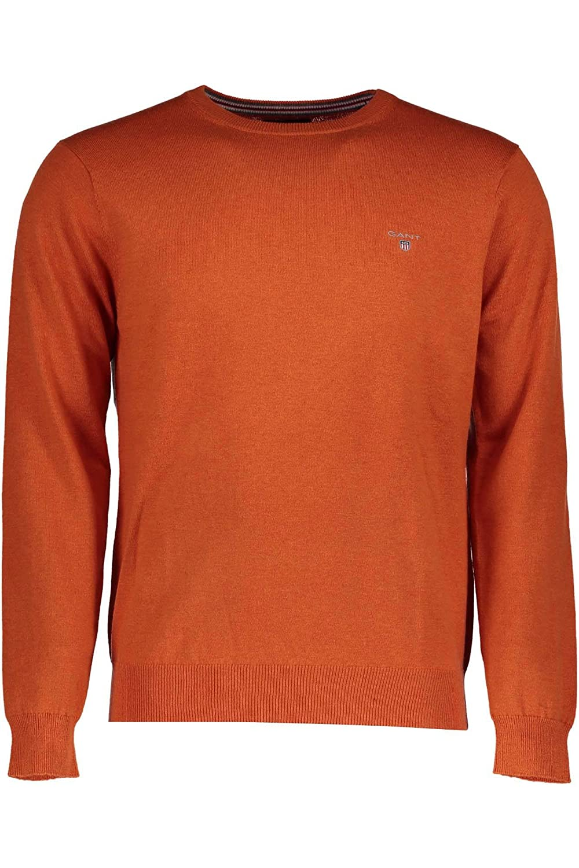 TALLA S. Gant Cotton Wool Crew suéter para Hombre