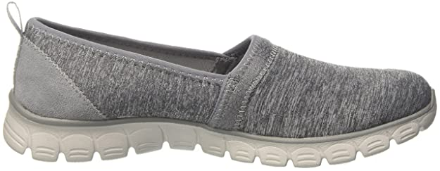 Amazon.com | Skechers Womens Ez Flex 3.0 - Swift Motion Slip On Trainers | Shoes