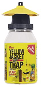 Victor Poison-Free M362 Reusable Yellow Jacket & Flying Insect Trap