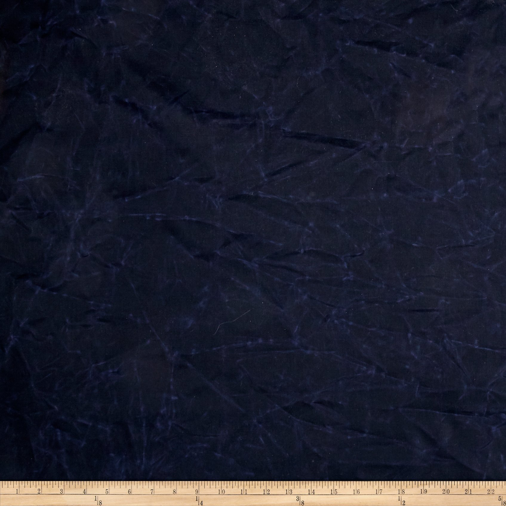 Carr Textile Navy 99 Oz Waxed Canvas Fabric By The Yard