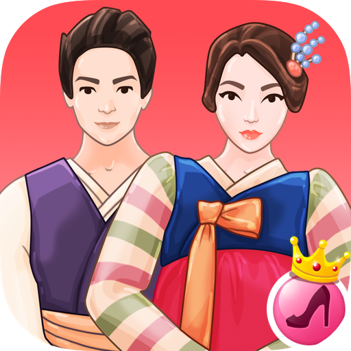 [Chuseok Dress Up - Beauty Of Hanbok CROWN] (Traditional Russian Outfits)