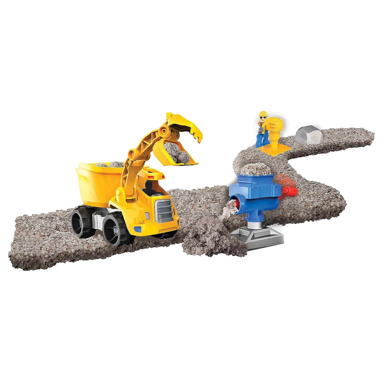 Kinetic Sand - Rock, playset trituradora (Bizak 61921448): Amazon.es: Juguetes y juegos