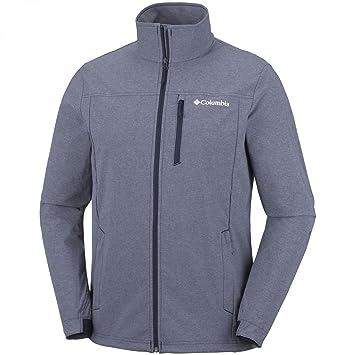 27b8ac10a0d7 Columbia Men s Heather Canyon Hoodless Jacket  Amazon.co.uk  Sports ...