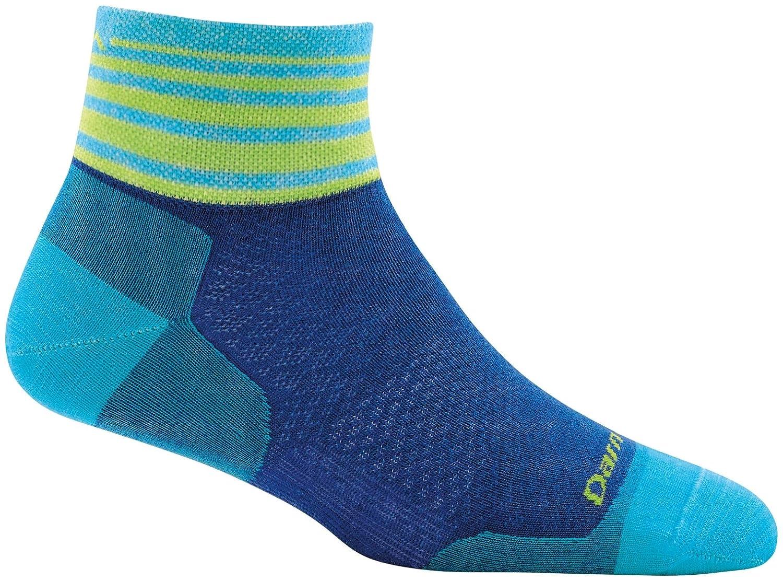 Darn Tough Stripe 1/4 Ultralight Sock - Women's 1783