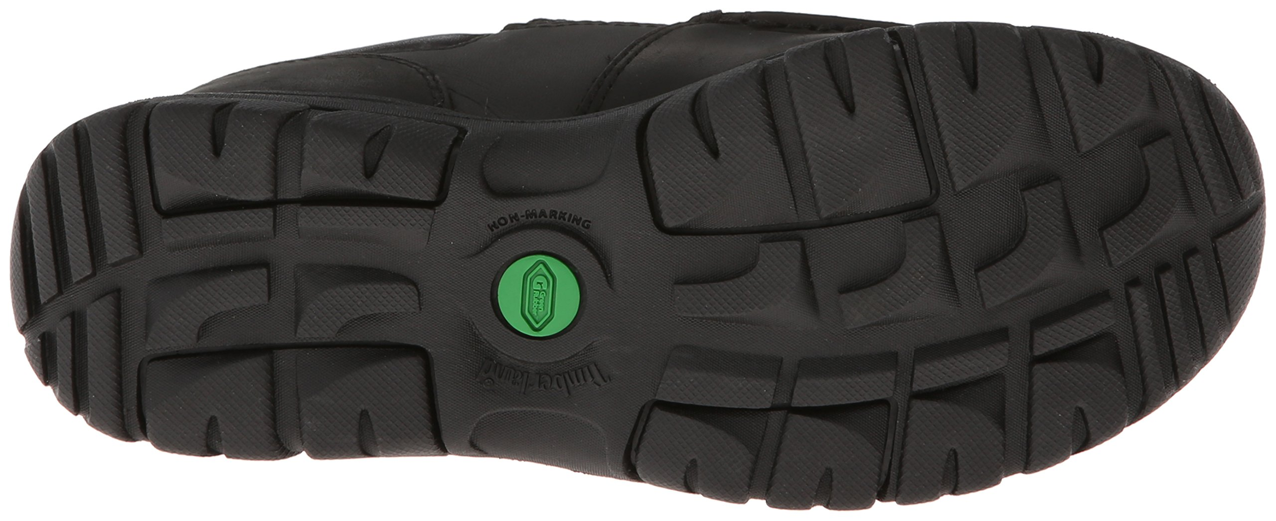 Timberland Discovery Pass Moc Toe Moc Toe Slip-On (Toddler/Little Kid/Big Kid),Black,9.5 M US Toddler by Timberland (Image #3)