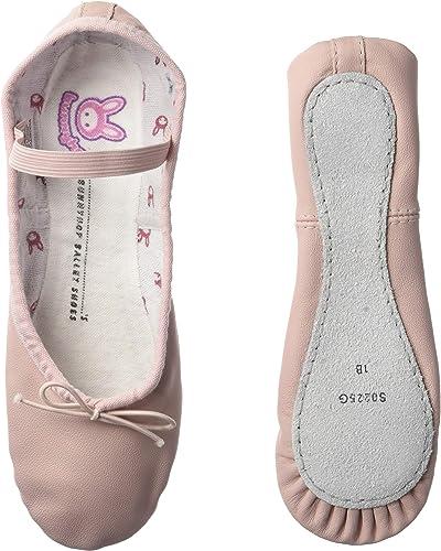 Pink 6.5 B US Bloch Dance Girls Belle Ballet Shoe-Toddler Dance