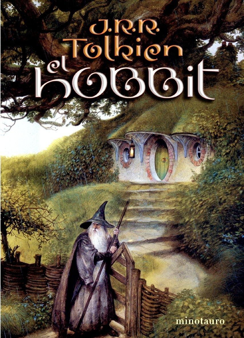 El Hobbit edición infantil Libros de El Hobbit - 9788445074855 Biblioteca  J. R. R. Tolkien: Amazon.es: J. R. R. Tolkien, Manuel Figueroa: Libros