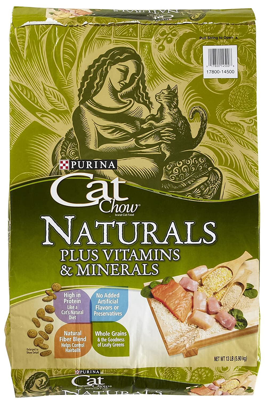 Nestle PURINA PET Care PRO CAT CHOW Naturals 13 LB