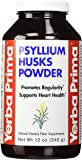 Yerba Prima Yerba Prima Psyllium Husk Powder, 12 Ounce