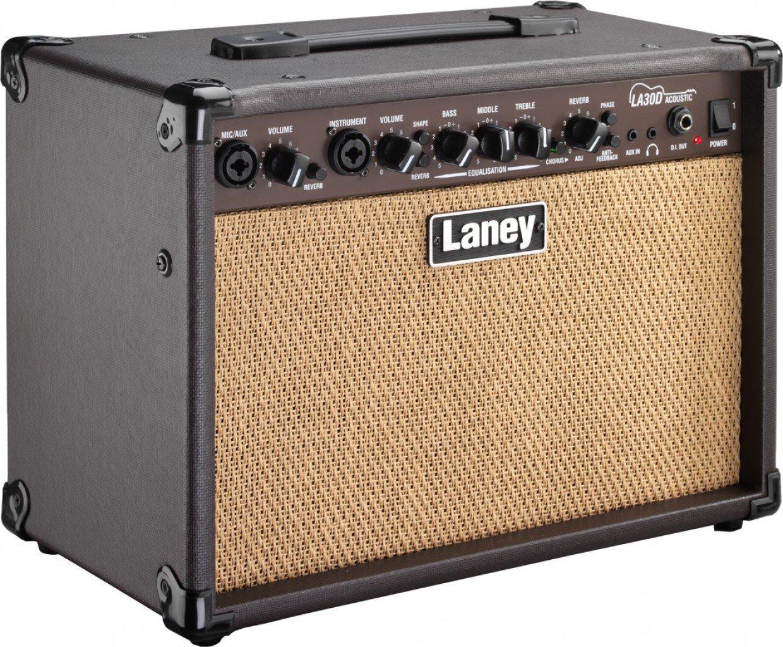 Laney LA30D LA Series Dual Channel Acoustic Guitar Amplifier