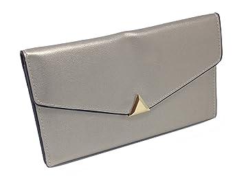 MAMJACK - Portefeuille Femme Forme enveloppe