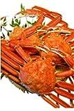 カニ かに【訳あり・わけあり】ボイル姿ずわい蟹1.5キロ 丸ごと500g×3杯 ズワイガニ姿【冷凍】 越前宝や