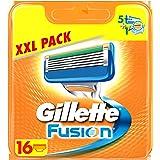 Gillette Fusion Razor Blades Big Pack - 16 Blade Pack