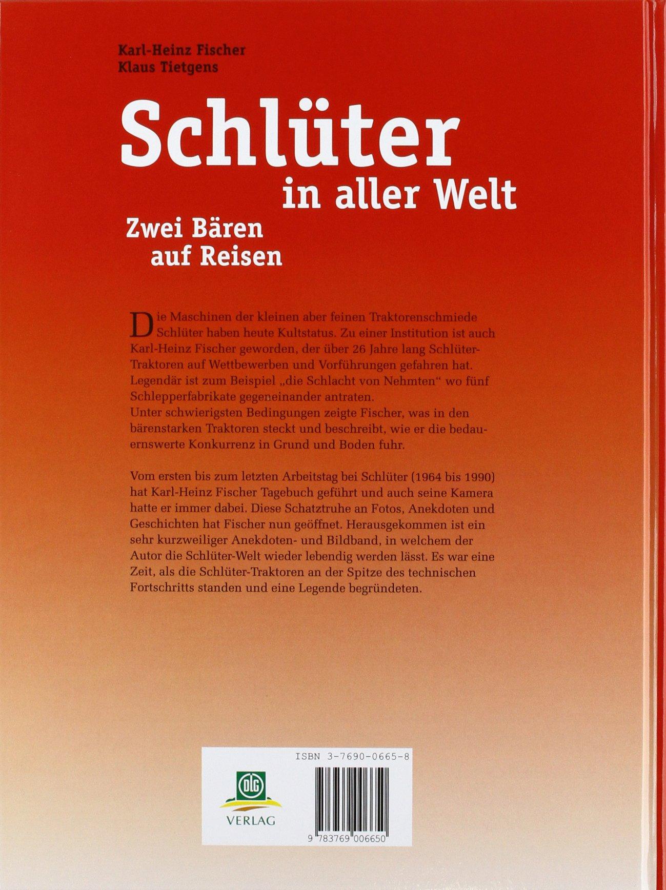 Schlüter in aller Welt: Zwei Bären auf Reisen: Amazon.de: Klaus ...