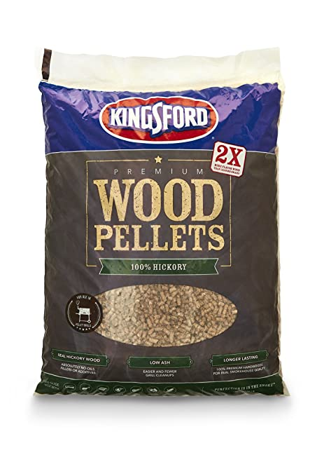 Amazon.com: Kingsford 100% Madera de Nogal Premium Pellets ...