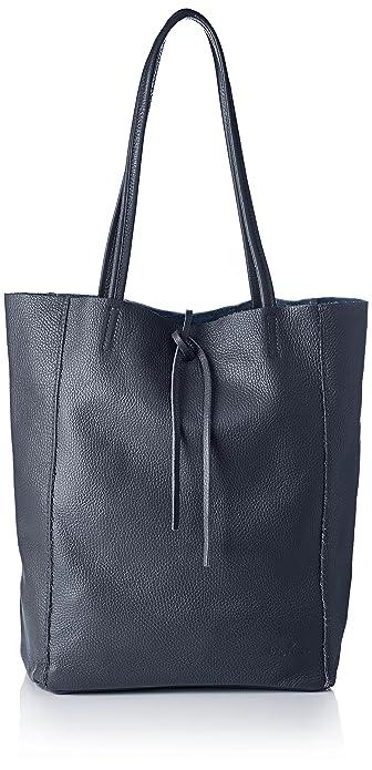 Bags4Less Maria, Sacs portés épaule femme, Blau (Dunkelblau), 13x37x28 cm (B x H T)