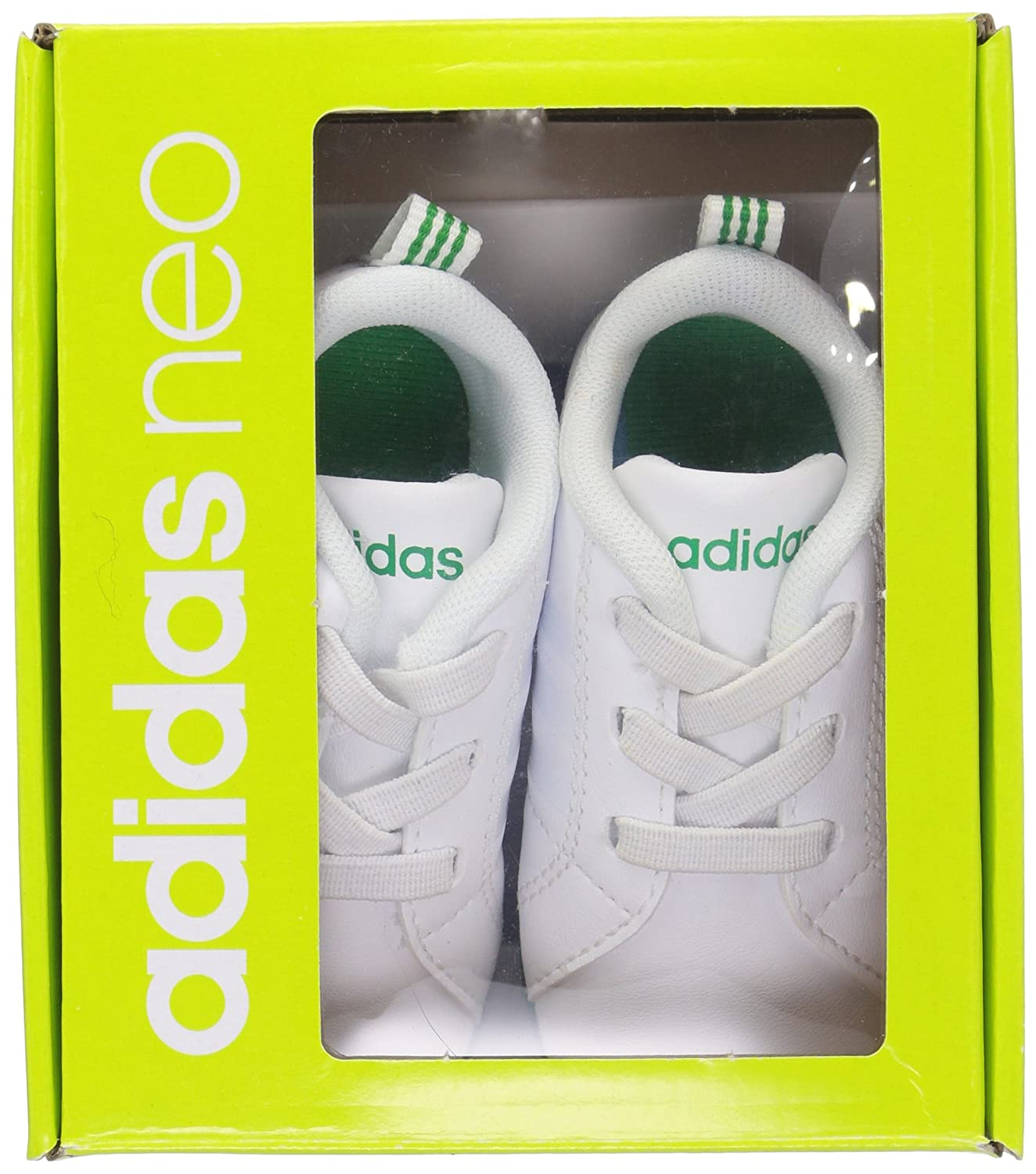 adidas Kids' Vs Advantage Crib Shoe