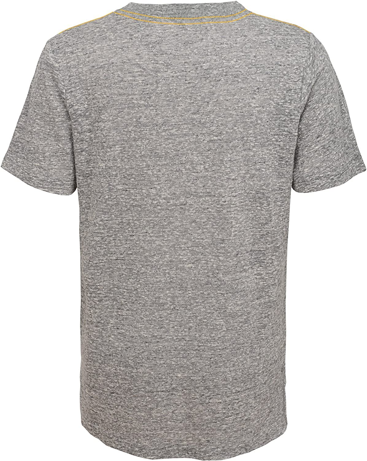 OuterStuff Boys Big Youth Heritage Short Sleeve Tri-Blend Tee