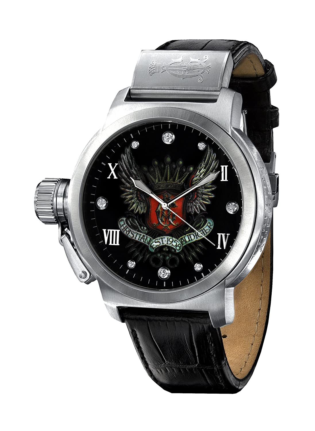 Christian Audigier  uhr Quarz ETE-104