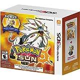 POKEMON SUN + BONUS SOLGALEO FIGURE - 3DS