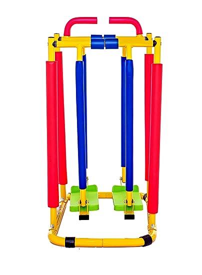 Nueva elíptica Air-Walker para niños - oscilante y llamativa que combina diversión y actividad para una vida sana. Movimiento de balanceo seguro, ...
