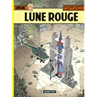 Lefranc, Tome 30 : Lune rouge