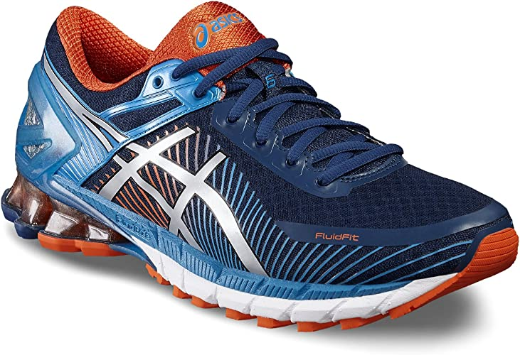 Asics Gel-Kinsei 6 Zapatilla para Correr - 39.5: Amazon.es: Zapatos ...