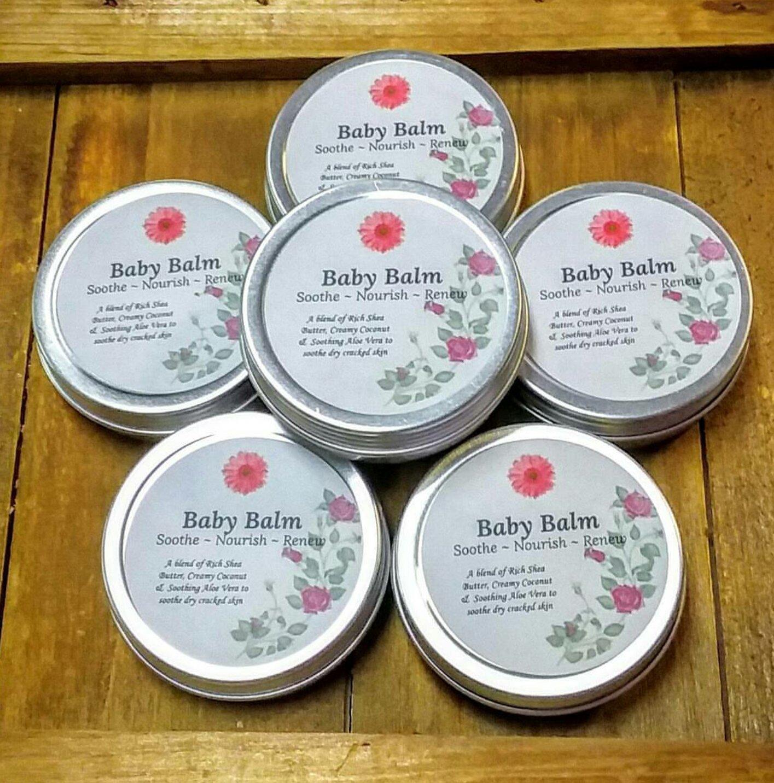 Baby Balm - Nipple Cream - 2oz