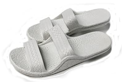 5bc05f448 Kali Footwear Women s Jesus Hawaii Open Toe Double Strap Hawaiian Sandals  Simple(White