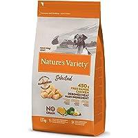 Nature's Variety Selected - Pienso para perros adultos mini con pollo campero deshuesado 1,5 Kg