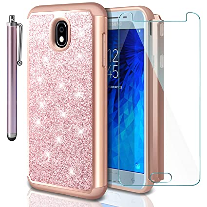 Amazon.com: Funda para Samsung Galaxy J3 2018, ivencase ...