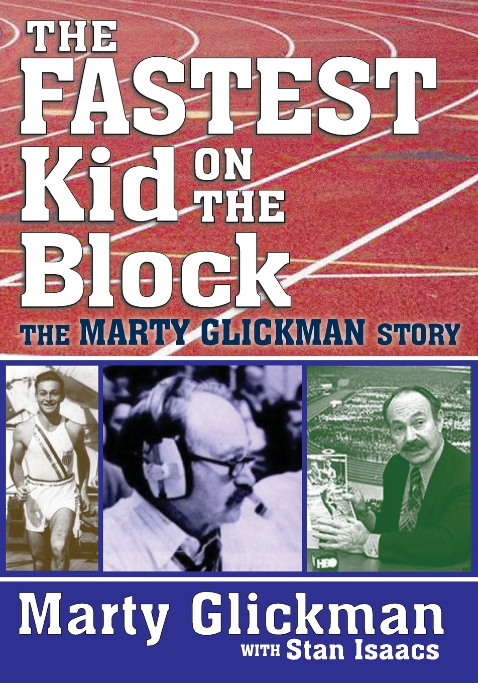 Download The Fastest Kid on the Block: The Marty Glickman Story (Transaction Large Print Books) pdf epub