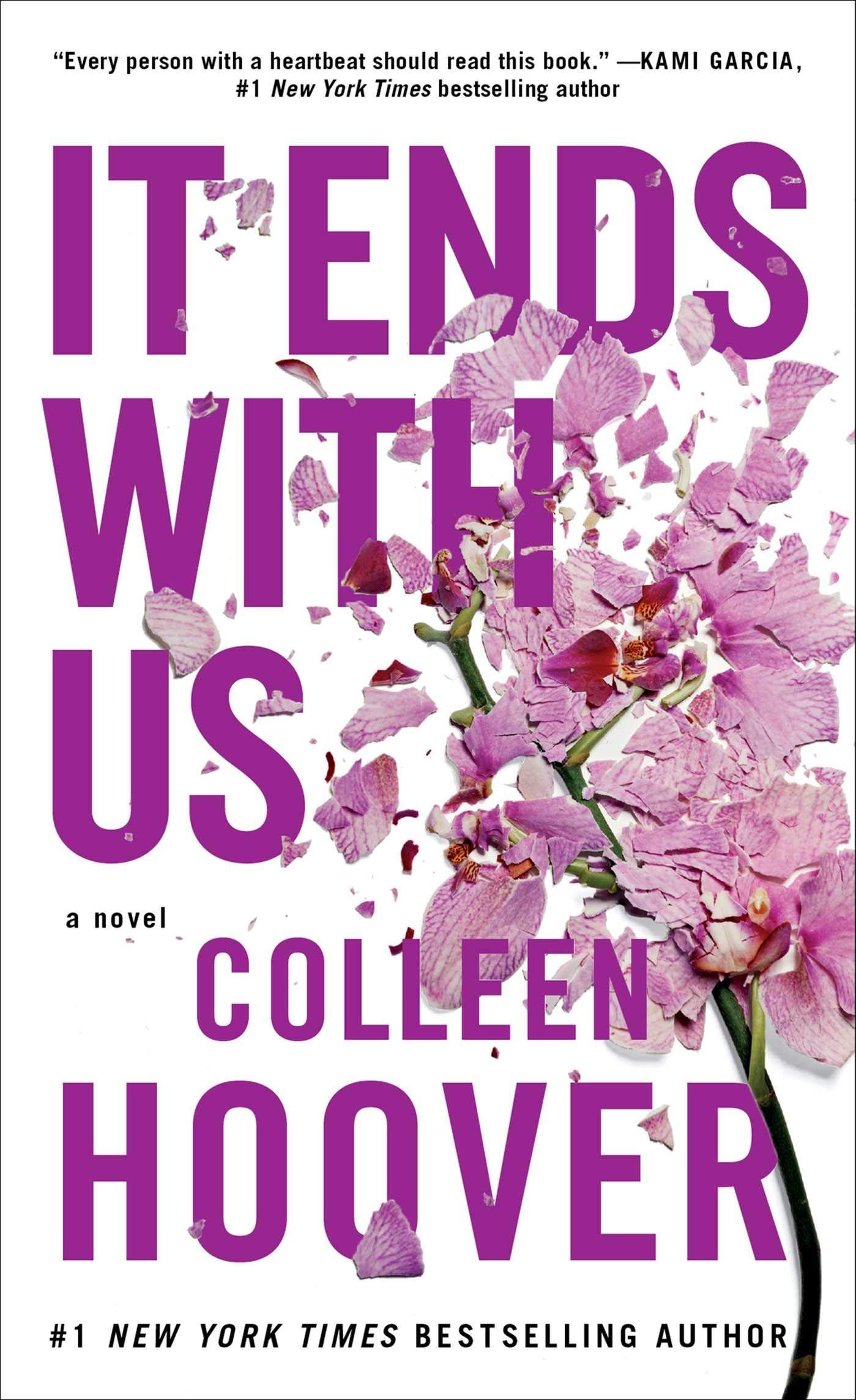 It Ends with Us: Amazon.co.uk: Hoover, Colleen: 9781982143657: Books