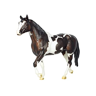 Breyer Traditonal Chocolate Chip Kisses Horse Toy Model: Toys & Games