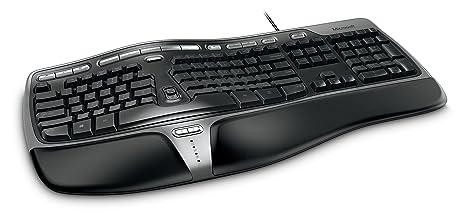 人間工学に基づいたキーボード