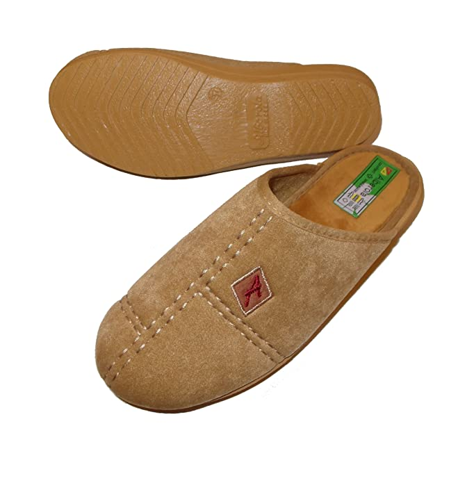 Alberola Hausschuh Pantoffel Damen 41855 Bordo - Eu 36 - 41 (41) 0yW0BXJo