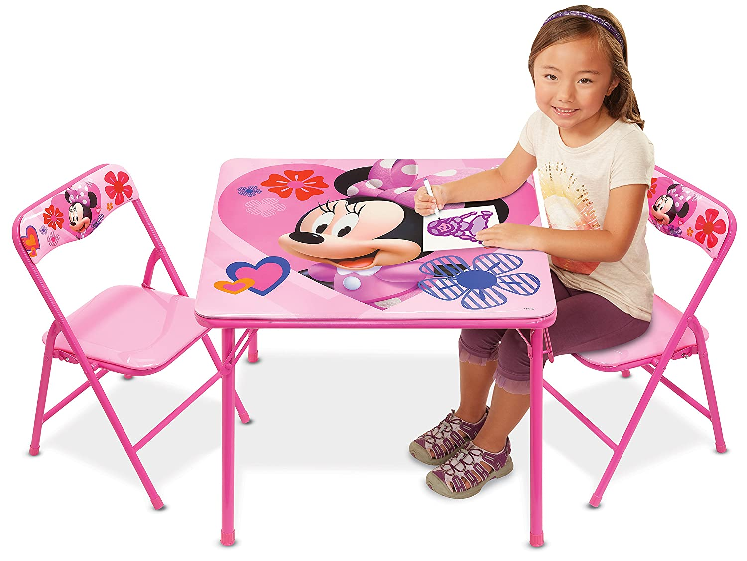 Mickey Mouse Club House New Minnie, Mickey Mouse Clubhouse Activity Table Playset Moose Mountain - Domestic 42928