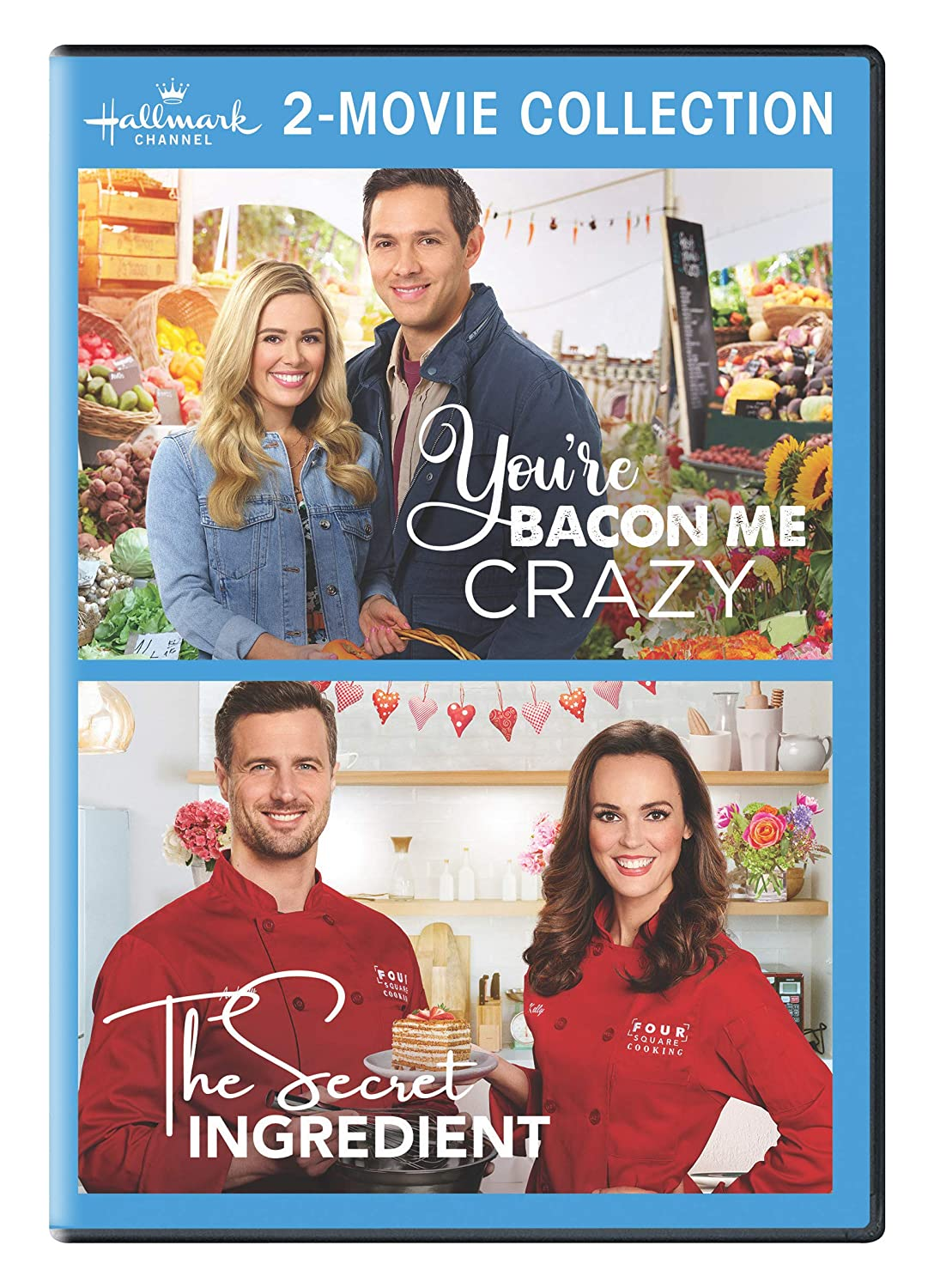 Hallmark 2-Movie Collection: You're Bacon Me Crazy/The Secret Ingredient