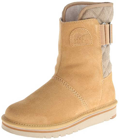 Sorel The Campus, Stivali Donna, Beige (Beige (373 Curry)),