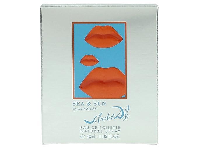 11e0b9a984 Dali Sea   Sun In Cadaques Woman Eau De Toilette Spray 30 ml  Amazon.co.uk   Beauty