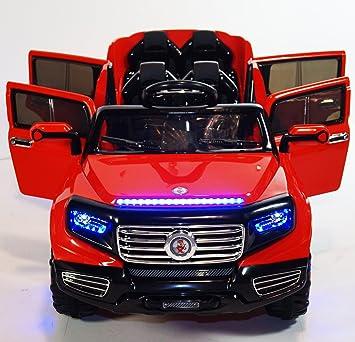 Amazon Com Kids Car Power Wheels Doors Car With Parent Remote
