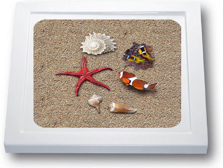 Anti Rutsch Aufkleber Dusche    Antirutschmatte Duschwanne  Strand  (63 x 63 cm, extra grob) B079R2LX8B Duschmatten 652e17