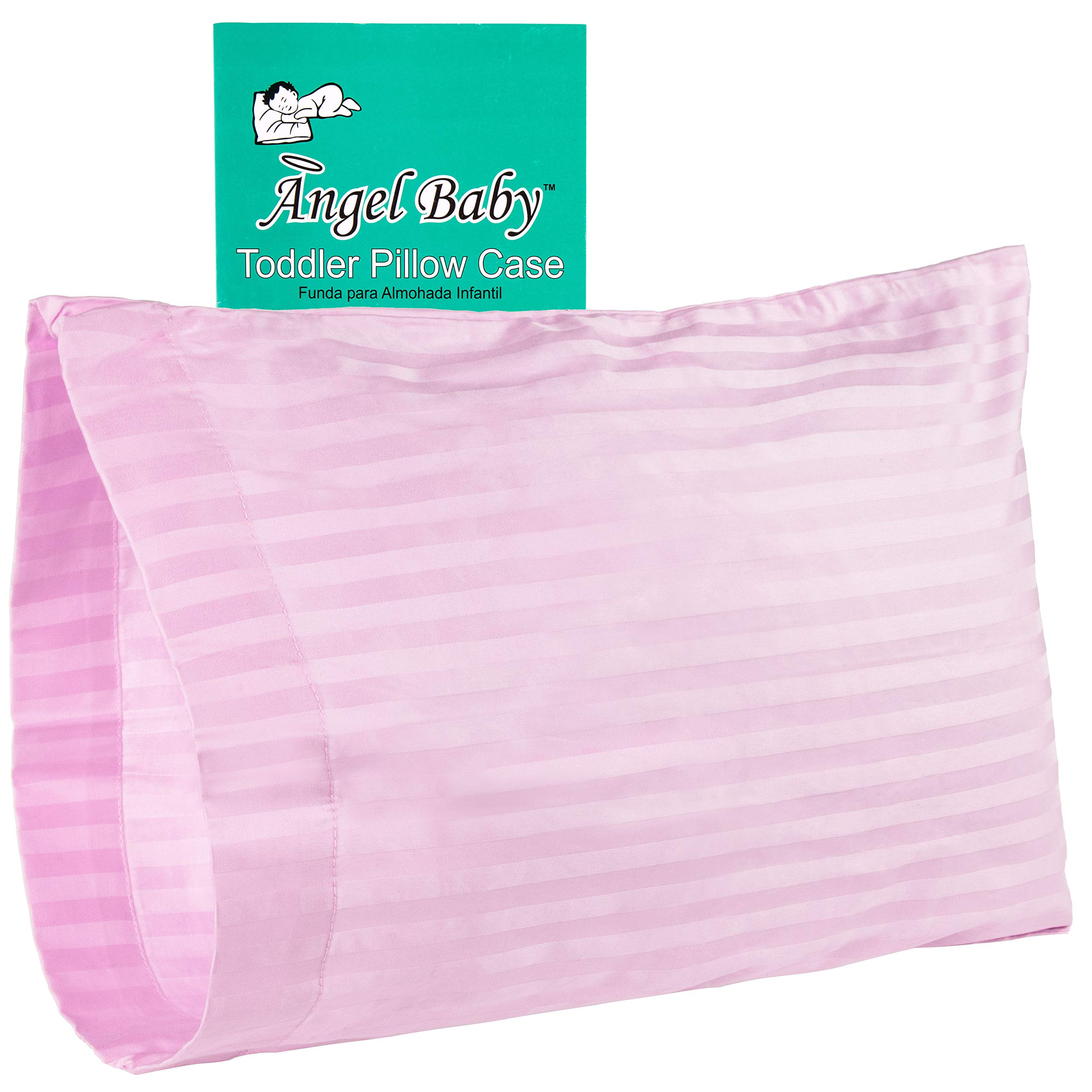 Amazon Com Angel Baby Toddler Pillow 13x18 100
