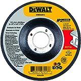 DEWALT Disco de Desbaste para Metal de 4.1/2 Pol. x 6,3mm x 7/8 Pol. (114mm x 6,3mm x 22mm) DW84405